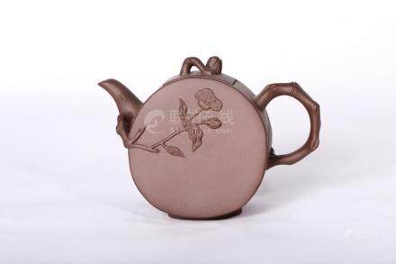 Chinese Purple clay zisha pot