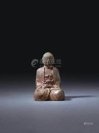 宋 合金铜释迦牟尼坐像