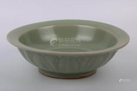 Chinese Southern Song Dynasty Longquan Porcelain Wash Pot