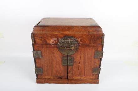 Chinese Huanghua Wooden Box