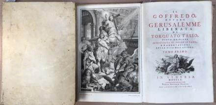 TASSE (Torquato Tasso, dit le).