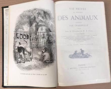 GRANDVILLE (Jean Jacques) & STAHL (Pierre Jules).