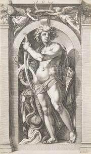 Hendrick GOLTZIUS (1558-1617).