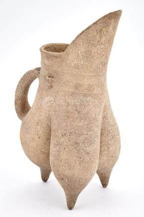 Chinese Pottery Ewer