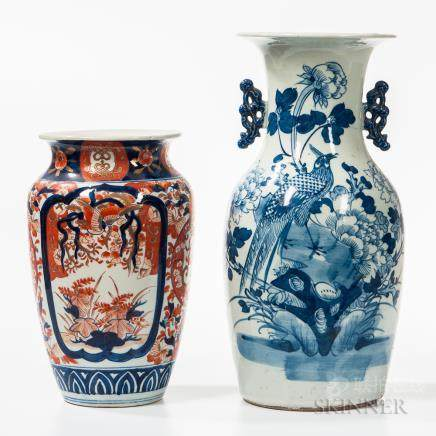 Two Ceramic Vases