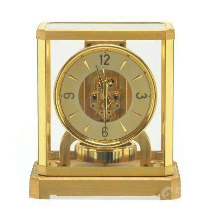 Swiss Jaeger-Le-Coultre Atmos G¸belin Clock.