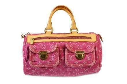 Louis Vuitton Pink Neo Speedy
