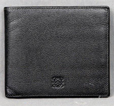 Billetera de caballero, de la firma LOEWE.