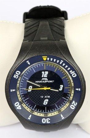 Reloj de pulsera, de la marca MARA SPORT.
