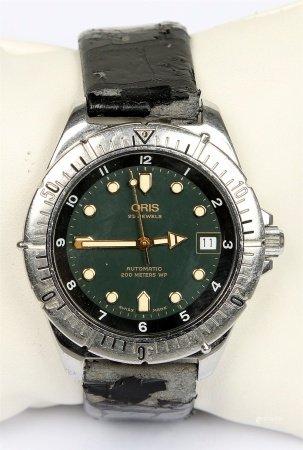 Reloj vintage de pulsera, de la marca ORIS.