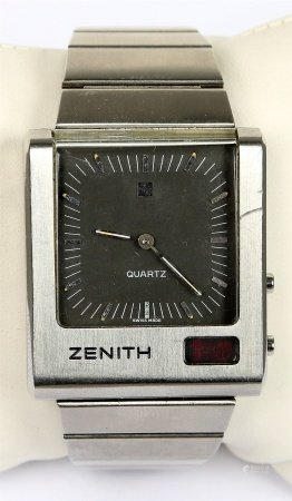 Reloj vintage de pulsera, de la marca ZENITH.