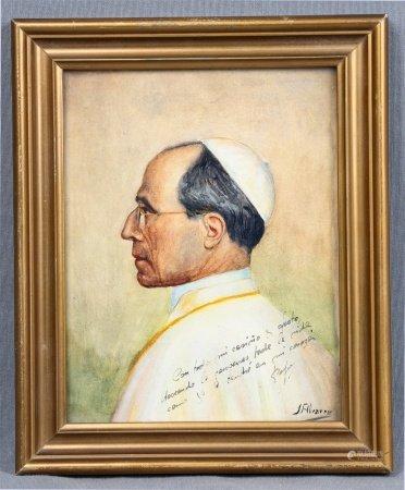 """ÁLVAREZ, J. """"Pontífice""""."""