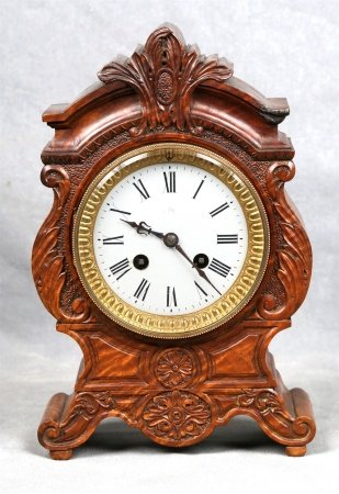 Reloj de sobremesa, ppios. S.XX.