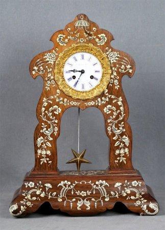 Reloj de pórtico francés, S.XIX.