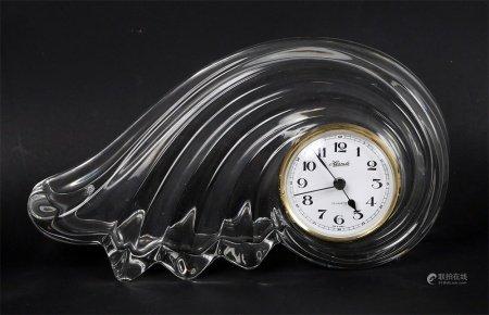 Reloj de sobremesa alemán.