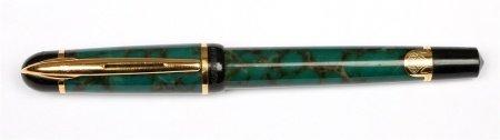 Pluma estilográfica, de la firma WATERMAN, París F.