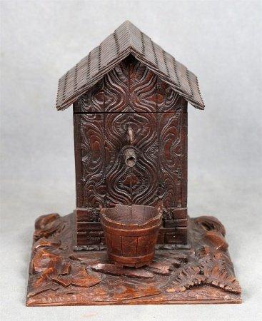 Caja austriaca, época 1890-1910.