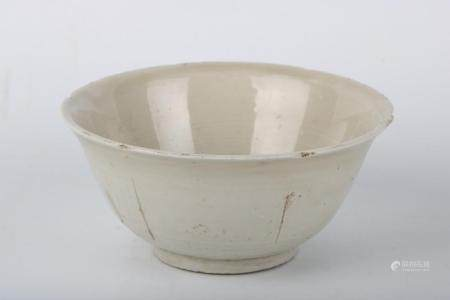 Chinese Liao And Jin Dynasty Guan Kilns Porcelain Small Bowl