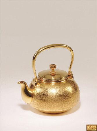 纯金打出汤沸