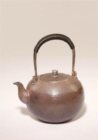 纯银龟甲打汤沸