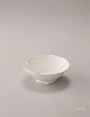 五代~北宋初 白瓷碗