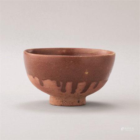 北齐 褐釉碗