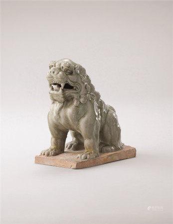 隋代 青瓷狮子