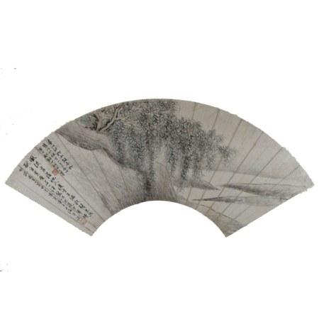 KAO YUNG (1850-1921) LANDSCAPE