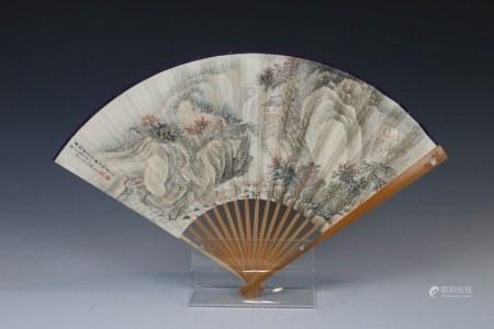 ZHANG SHIYUAN(1898-1959) & TONG DANIAN(1874-1955)
