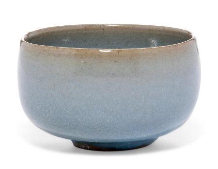 NORTHERN SONG DYNASTY (960-1127) 北宋 钧窑天蓝釉碗