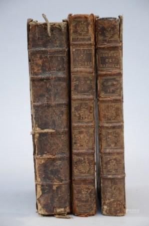 Lot: 3 books including P.C. Hoofts