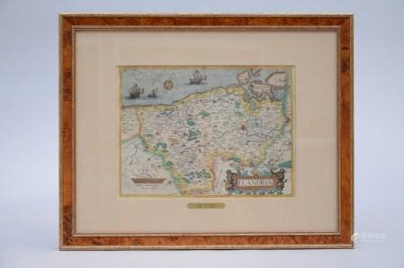 A 'Flandria' map (32x23cm)