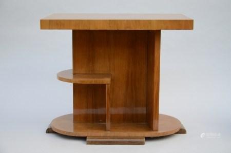 Art deco coffee table (49x74x84cm)