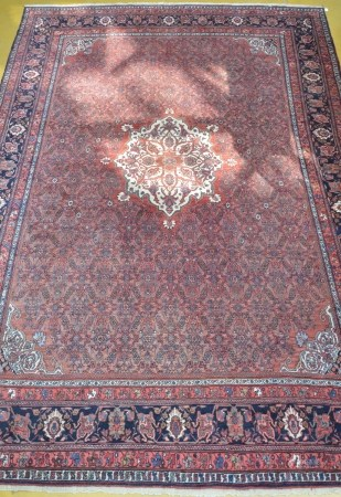 Persian carpet (396x281cm)