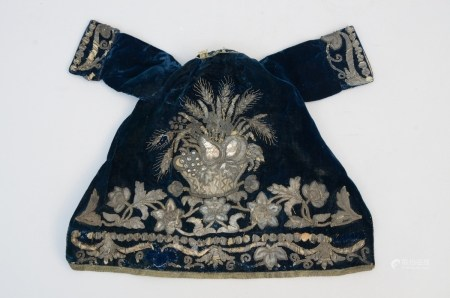 Cloak with brocade (*) (40x29cm)
