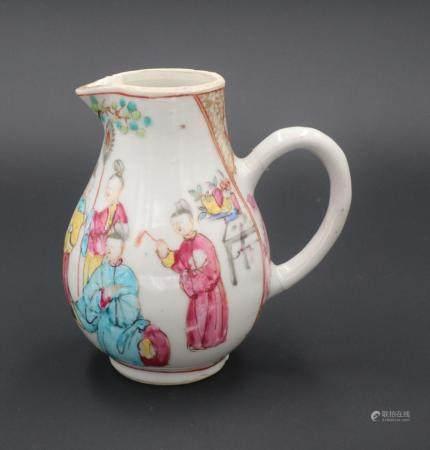Chinese Qing Dynasty Period Of Qianlong Kwon-Glaze Porcelain