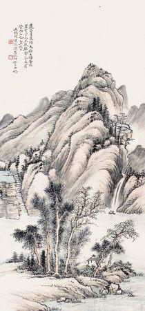 吳琴木  山川寂靜