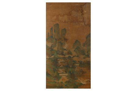 LI ZHAODAO (follower of, 675 – 758).