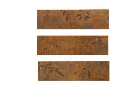 ZHAO MENGFU (follower of, 1254 – 1322).