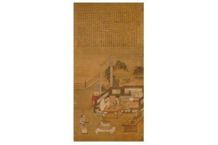 QIU YING (attributed to, circa 1494 – 1552).