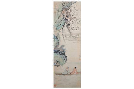 LIU LINGCANG (1906 – 1986); WU JINGTING (1904 – 1972).