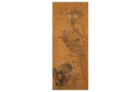 JIANG TINGXI (attributed to, 1669 – 1732).