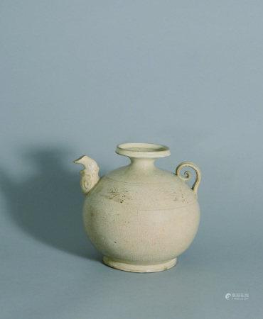 12-13世紀 安南白釉尊