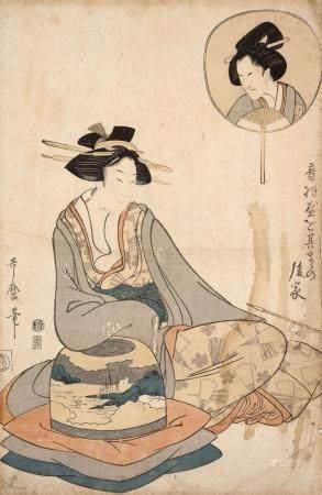 Kitagawa UTAMARO 1753-1806