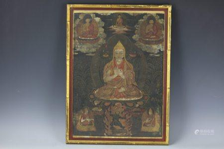 A Thangka of Tara