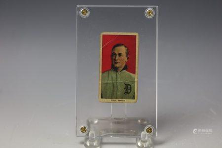 1909 Ty Cobb Red Portrait Detroit Piedmont 150