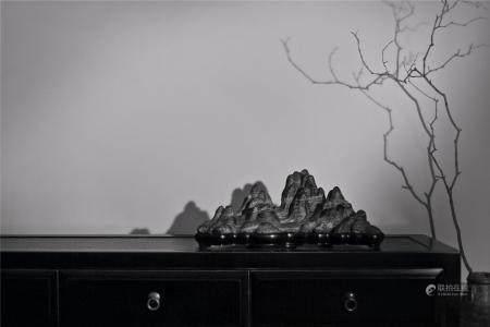 当代 研山
