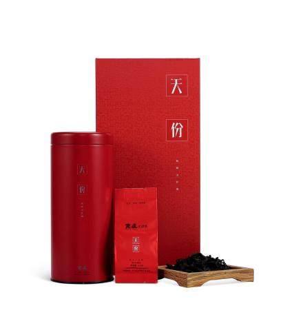 宽庐天份—纯种大红袍