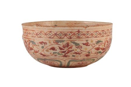 ANNAMESE CIRCULAR BOWL, 16TH CENTURY