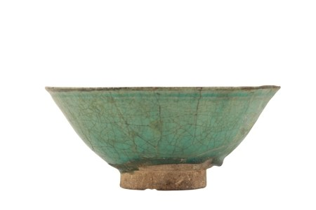 RAYY POTTERY BOWL, EARLY 13TH CENTURY